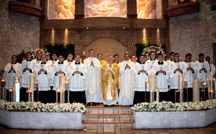 Profesiones Religiosas en Monterrey